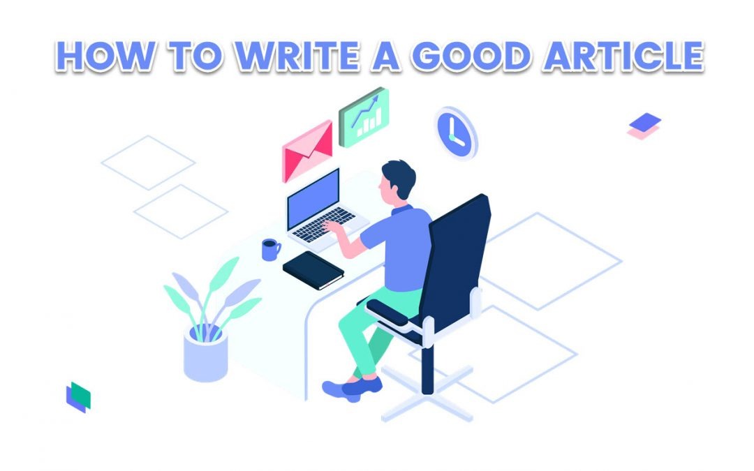 how to write a good article rules for beginners