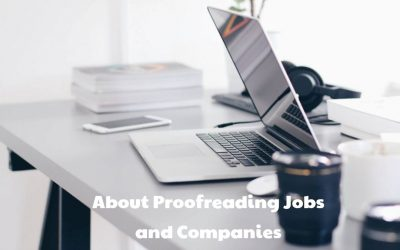 Online Proofreading Jobs. Proofreading and Editing Services