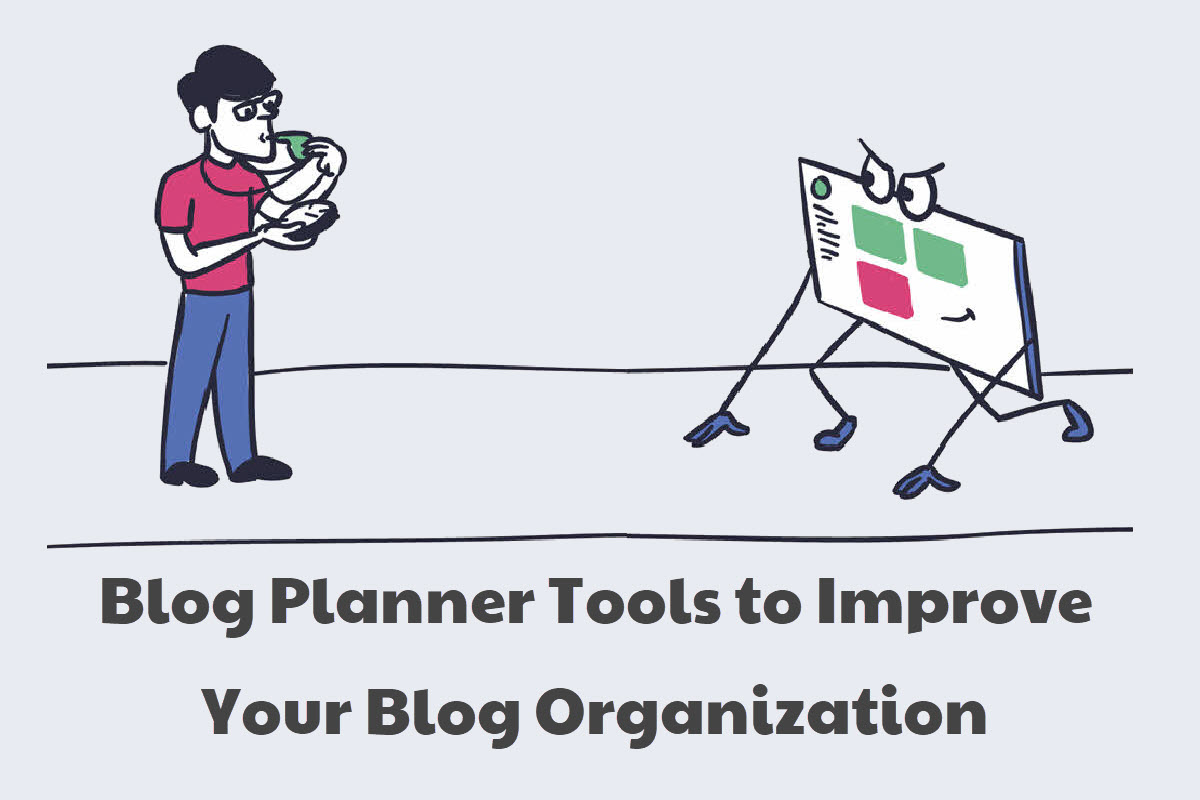 blog planner blog organization tools