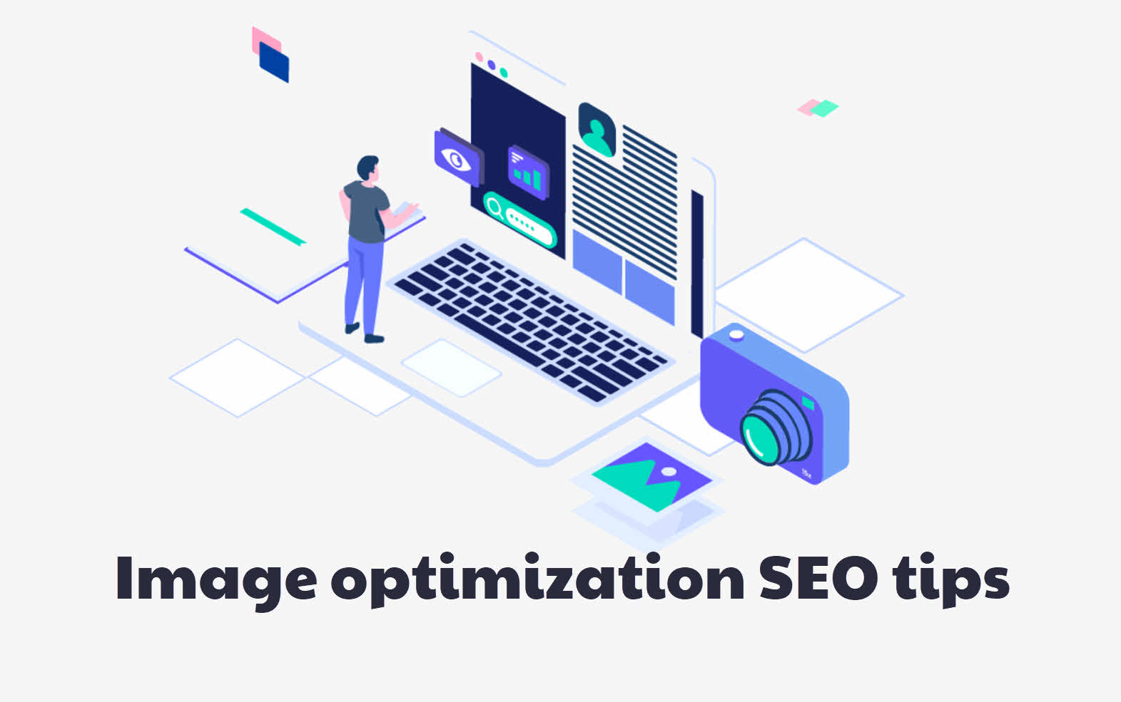 Image optimization SEO for blogs