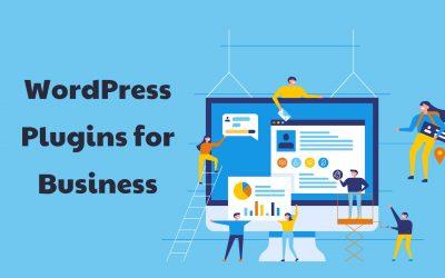 14 Best WordPress Plugins For Business in 2020