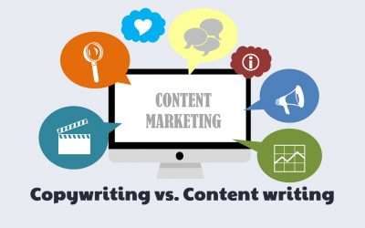 Copywriting vs. Content Writing – Complete Guide