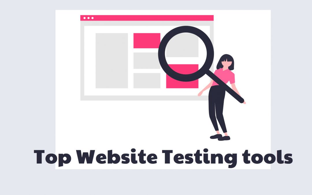 top website testing tools
