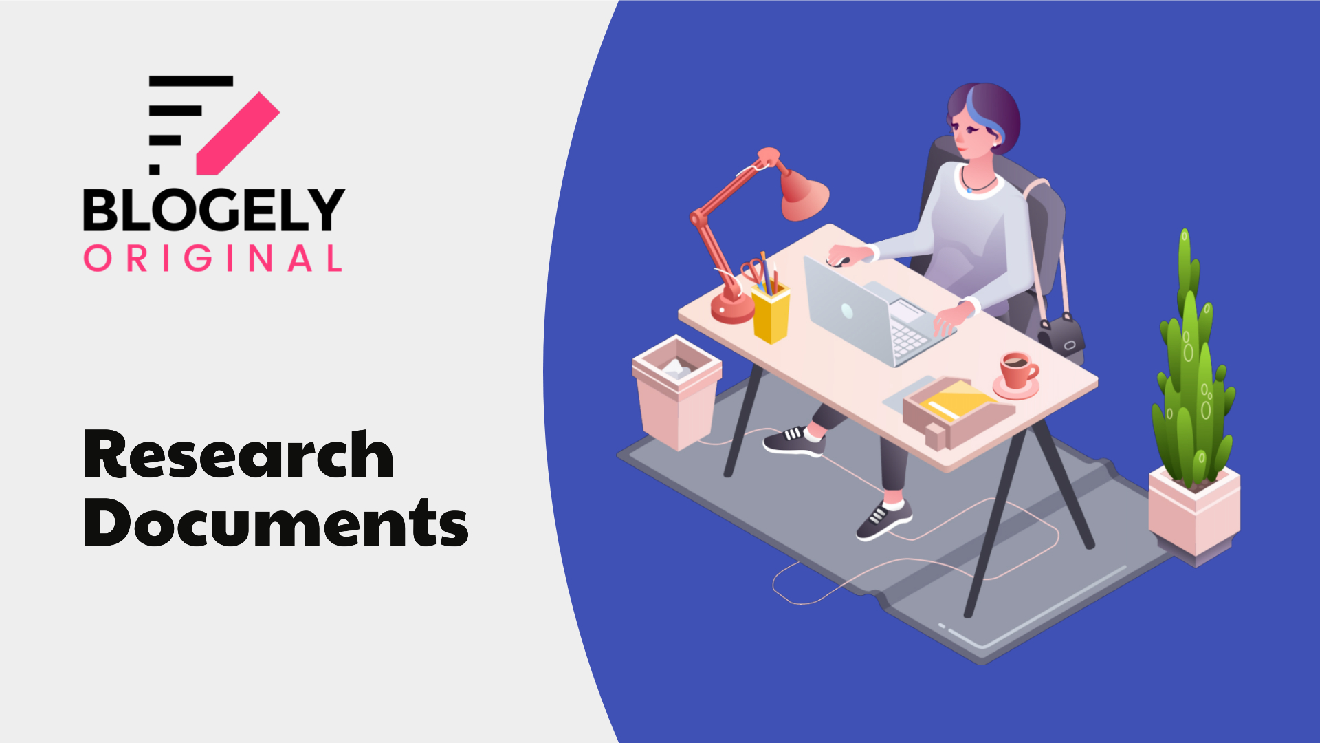 business and marketing research topics in Blogely