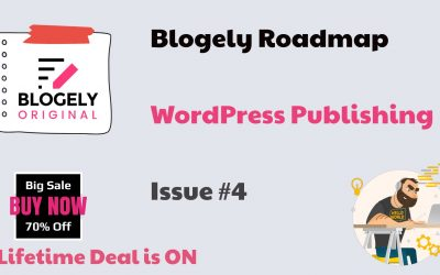 Blogely – publishing content to WordPress