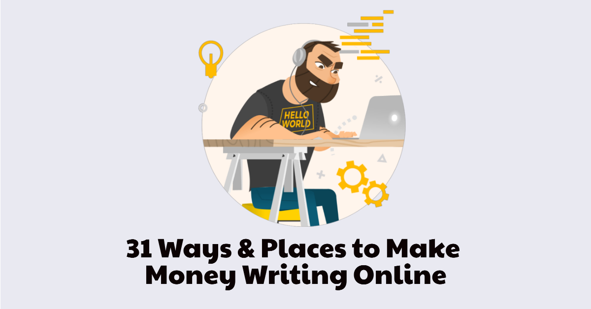 find best online content writing jobs from home