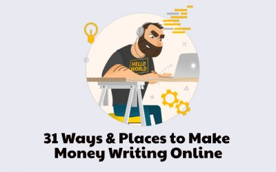 31 Ways Finding Best Online Content Writing Jobs From Home