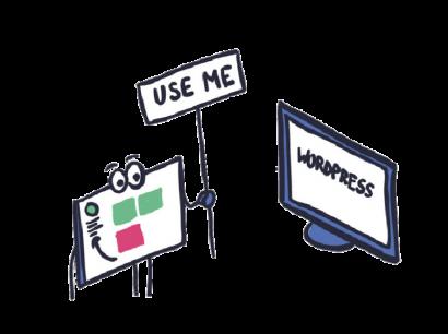 wordpress sync app